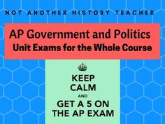 ap government unit i You can use the resources below as you prepare for the ap exam click here for details about the exam format sample questions you'll find sample multiple-choice and free-response questions in the ap us government and politics practice exam (pdf/20mb.