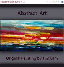 Abstract in Painting - Etsy Art - Page 3