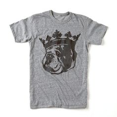 Long Live Duke Tee Gray, $26,  by Duke and Winston !!