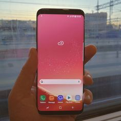 Samsung Galaxy S8 è finalmente qui! #samsung #galaxy #s8 #flagship #tech #android #smartphone #edge #technology #androidonly #techy #techie #samsungs8 #colors #display
