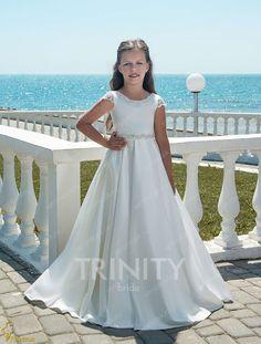34c036b7339c68f Свадебные вечерние детские платья оптом Престиж: лучшие изображения ...