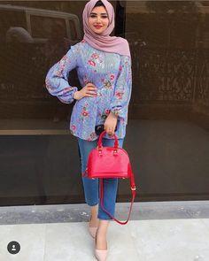 589ee6ad9000d 12 meilleures images du tableau اخر موضة ملابس محجبات hijab fashion ...