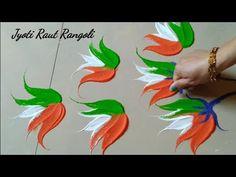 काढू या राष्ट्रीय फुल कमळची रांगोळी डिझाईन by Jyoti Raut Rangoli Rangoli Designs Peacock, Kolam Designs, Ganesha Rangoli, Special Rangoli, Independance Day, Rangoli Ideas, Republic Day, Curves, Creativity