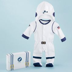 Baby Astronaut Layette Set