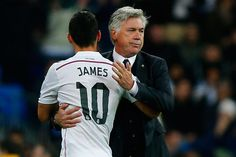 Carlo Ancelotti gives Barcelonas current XI the advantage over Real Madrids [Sina Sports]