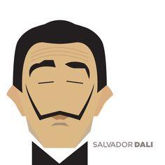 salvador_dali_retratos-minimalistas-jag-nagra
