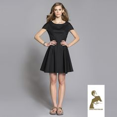Maria Westerlind, dress Ursina, ss15, www.mariawesterlind.com Ss 15, Spring Summer 2015, Collection, Black, Dresses, Fashion, Gowns, Moda, Black People