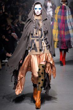 Vivienne Westwood Fall 2013 Ready to Wear #pfw