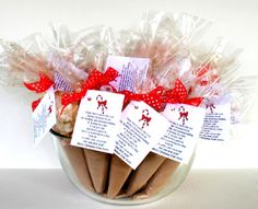 Crafty Sisters: Cocoa Gift Cones