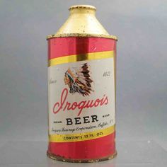 Grade 1- Iroquois Beverage Buffalo, NY Selling on consignment Sold