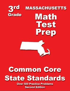 3rd Grade Massachusetts Common Core Math