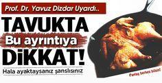 """Prof. Dr. Yavuz Dizdar uyardı, """" Hala ayaktaysanız şanslısınız"""""""