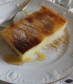 Greek Sweets, Aesthetic Food, Greek Recipes, Diy And Crafts, Recipies, Deserts, Cross Stitch, Cakes, Ethnic Recipes