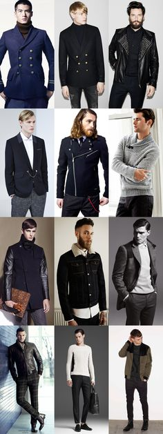 Men's Outfit Inspiration - Using Interesting Detailing To Set Yourself Apart From The Crowd