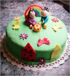 Fondant, Muffin, Birthday Cake, Food, Cakes, Children, Food Cakes, Young Children, Boys