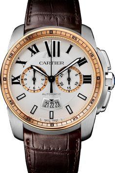 2017 NEW CALIBRE DE CARTIER Mens Automatic Luxury Watch W7100043 www.majordor.com.png.scale.1000.high