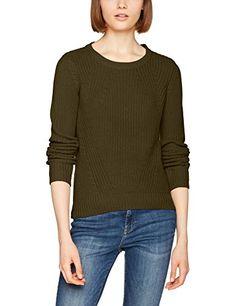 Only Onlnew Daniella L//S Pullover Knt Felpa Donna