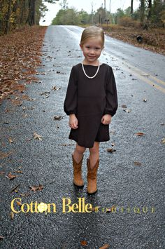 BG Originals Cricket's dress and tunic pdf pattern by browniegoose, $9.00