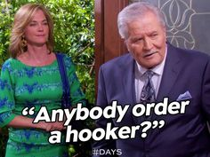 LOL, Gotta love Victor!!!   Days Of Our Lives