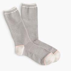 J.Crew+-+Striped+trouser+socks