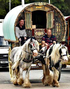Appleby horse fair. Phil Noble/Reuters