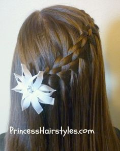 479 best Princess hairstyles images on Pinterest in 2018 | Braids ...