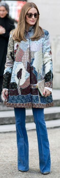 Trendy Outfits Paris Fall 2015 Street Style