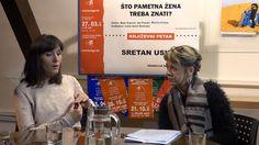 Maja Hrgović i Ivana Simić Bodrožić