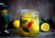 Eingelegte Salzzitronen (Marokko)-toll zu gebratenem Fleisch, Kartoffeln..Explosion im Mund! 12 unbehandelte Zitronen..