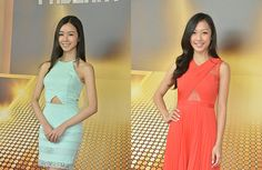Miss Hong Kong contestant Ada Pong has a powerful father, and is a tough competitor for hot favorite, Louisa Mak.