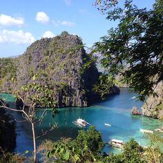 Coron - Kayangan Lake Overlook