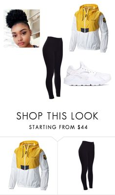 """Untitled #550"" by lakesheia ❤ liked on Polyvore featuring Columbia and NIKE"
