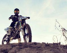 My bro #Motocross #Husqvarna