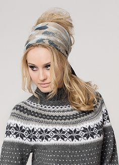 "Ravelry: Nr 15 ""Nancy"" genser pattern by Sandnes Design Knitting Designs, Knitting Stitches, Knitting Projects, Knitting Sweaters, Nordic Sweater, Ski Sweater, Clothing Patterns, Knitting Patterns, Crochet Patterns"