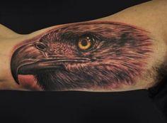 Águila tattoo