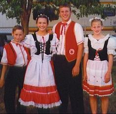 traditional czech costumes - Google Search