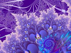 """Lullaby in purple"""