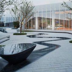 Yueyuan Courtyard by Z+T Studio « Landscape Architecture Works   Landezine