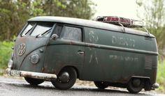 Hasegawa VW van
