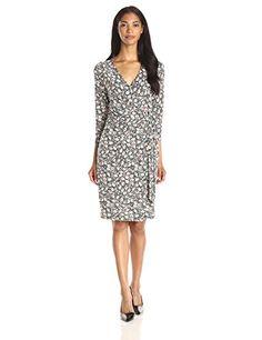 Anne Klein Women's Olive Print Wrap Dress, Sage Combo, Medium Anne Klein http://www.amazon.com/dp/B00WHM8DX0/ref=cm_sw_r_pi_dp_IUbNvb0A94KR2