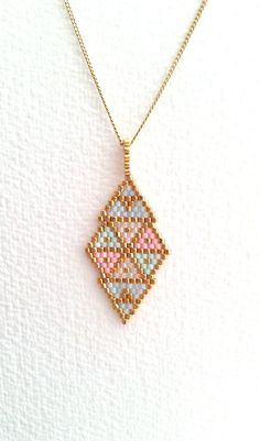 Etsy - Shop for handmade, vintage, custom, and unique gifts for everyone Loom Bracelet Patterns, Peyote Stitch Patterns, Seed Bead Patterns, Bead Loom Bracelets, Beading Patterns, Art Perle, Brick Stitch Earrings, Peyote Beading, Bracelets