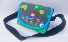 Kindergartentaschen - Kindergartentasche - ein Designerstück von Taschenmacherei bei DaWanda Lunch Box, Etsy, Fairy Tale Crafts, Handcrafted Gifts, Handmade, Schmuck