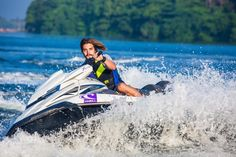 man-beach-water-ocean-people-sport-666293-pxhere.com Camping Normandie, Best Jet Ski, Jet Ski Dock, Heber City, Water Sports Activities, Best Boats, Parasailing, Boat Rental, Destin Beach