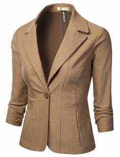 J.TOMSON Womens Tailored Boyfriend Blazer | Blazers, Kimomos, and ...