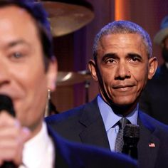 Slow Jam the News: Obama, Jimmy Fallon & The Roots