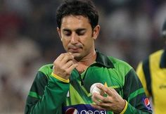Ajmal To Miss First ODI Against SL For Suspect Bowling Action Tests