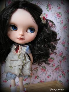Minnie. A Ooak Custom Icy Doll by ThePumpkinbelle on Etsy, £180.00