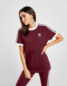 release date 8e829 f2963 adidas Originals 3-Stripes California T-Shirt  JD Sports