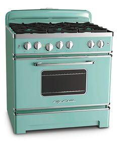 Beach Blue Retro Kitchen Appliances, Kitchen Stove, Home Appliances, Retro Kitchens, Retro Fridge, Smeg Fridge, Bosch Appliances, Kitchen Buffet, Vintage Appliances