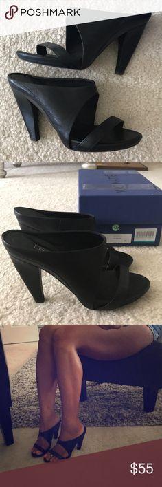 Vic matie italian open toe mules 6 shoes